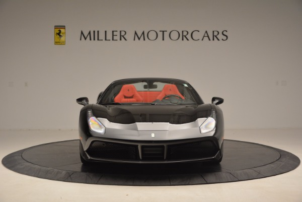 Used 2017 Ferrari 488 Spider for sale Sold at Bentley Greenwich in Greenwich CT 06830 12