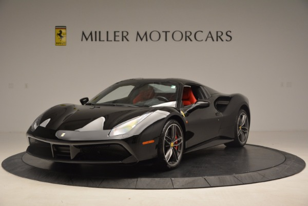 Used 2017 Ferrari 488 Spider for sale Sold at Bentley Greenwich in Greenwich CT 06830 13