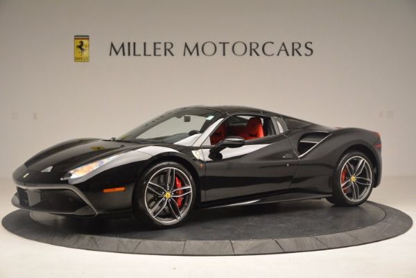 Used 2017 Ferrari 488 Spider for sale Sold at Bentley Greenwich in Greenwich CT 06830 14