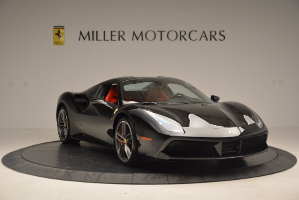 Used 2017 Ferrari 488 Spider for sale Sold at Bentley Greenwich in Greenwich CT 06830 22