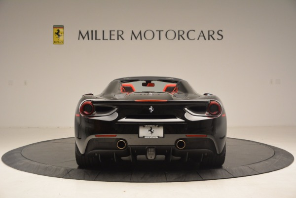 Used 2017 Ferrari 488 Spider for sale Sold at Bentley Greenwich in Greenwich CT 06830 6
