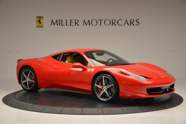 Used 2010 Ferrari 458 Italia for sale Sold at Bentley Greenwich in Greenwich CT 06830 10