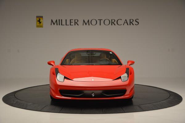 Used 2010 Ferrari 458 Italia for sale Sold at Bentley Greenwich in Greenwich CT 06830 12