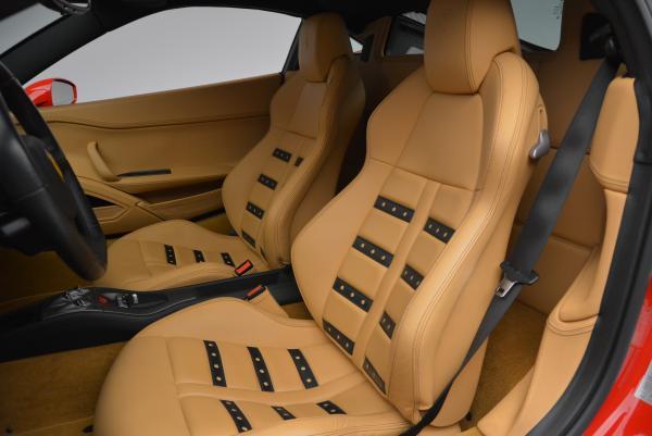 Used 2010 Ferrari 458 Italia for sale Sold at Bentley Greenwich in Greenwich CT 06830 15