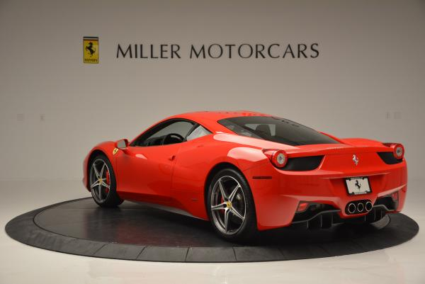 Used 2010 Ferrari 458 Italia for sale Sold at Bentley Greenwich in Greenwich CT 06830 5