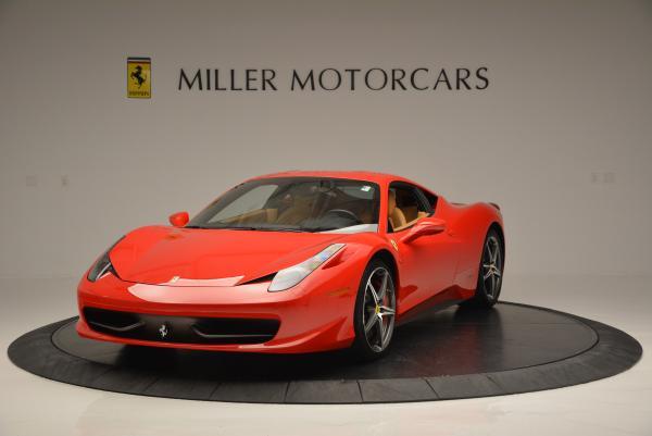 Used 2010 Ferrari 458 Italia for sale Sold at Bentley Greenwich in Greenwich CT 06830 1