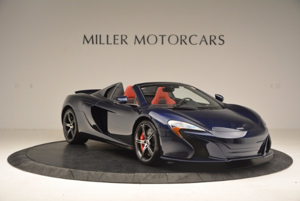 Used 2015 McLaren 650S Spider for sale Sold at Bentley Greenwich in Greenwich CT 06830 11