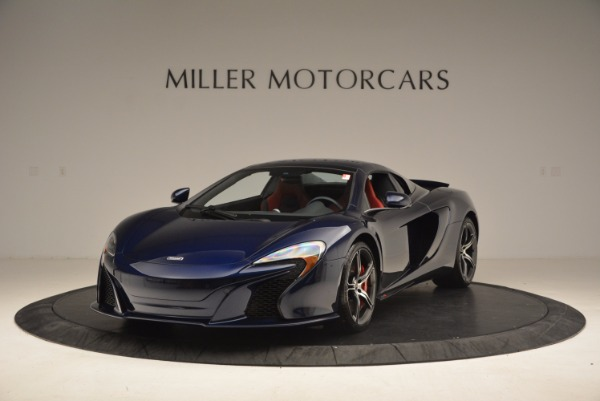 Used 2015 McLaren 650S Spider for sale Sold at Bentley Greenwich in Greenwich CT 06830 14