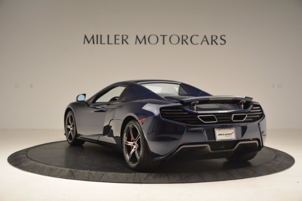 Used 2015 McLaren 650S Spider for sale Sold at Bentley Greenwich in Greenwich CT 06830 18