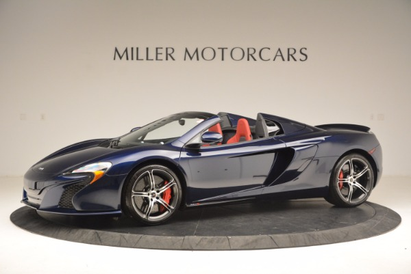 Used 2015 McLaren 650S Spider for sale Sold at Bentley Greenwich in Greenwich CT 06830 2