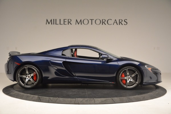 Used 2015 McLaren 650S Spider for sale Sold at Bentley Greenwich in Greenwich CT 06830 22