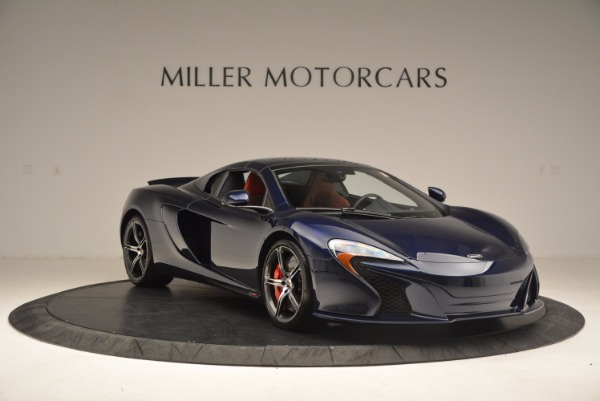 Used 2015 McLaren 650S Spider for sale Sold at Bentley Greenwich in Greenwich CT 06830 24