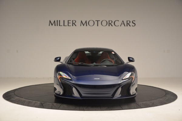 Used 2015 McLaren 650S Spider for sale Sold at Bentley Greenwich in Greenwich CT 06830 25