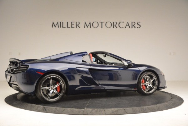Used 2015 McLaren 650S Spider for sale Sold at Bentley Greenwich in Greenwich CT 06830 8