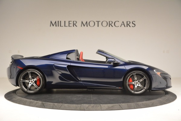 Used 2015 McLaren 650S Spider for sale Sold at Bentley Greenwich in Greenwich CT 06830 9