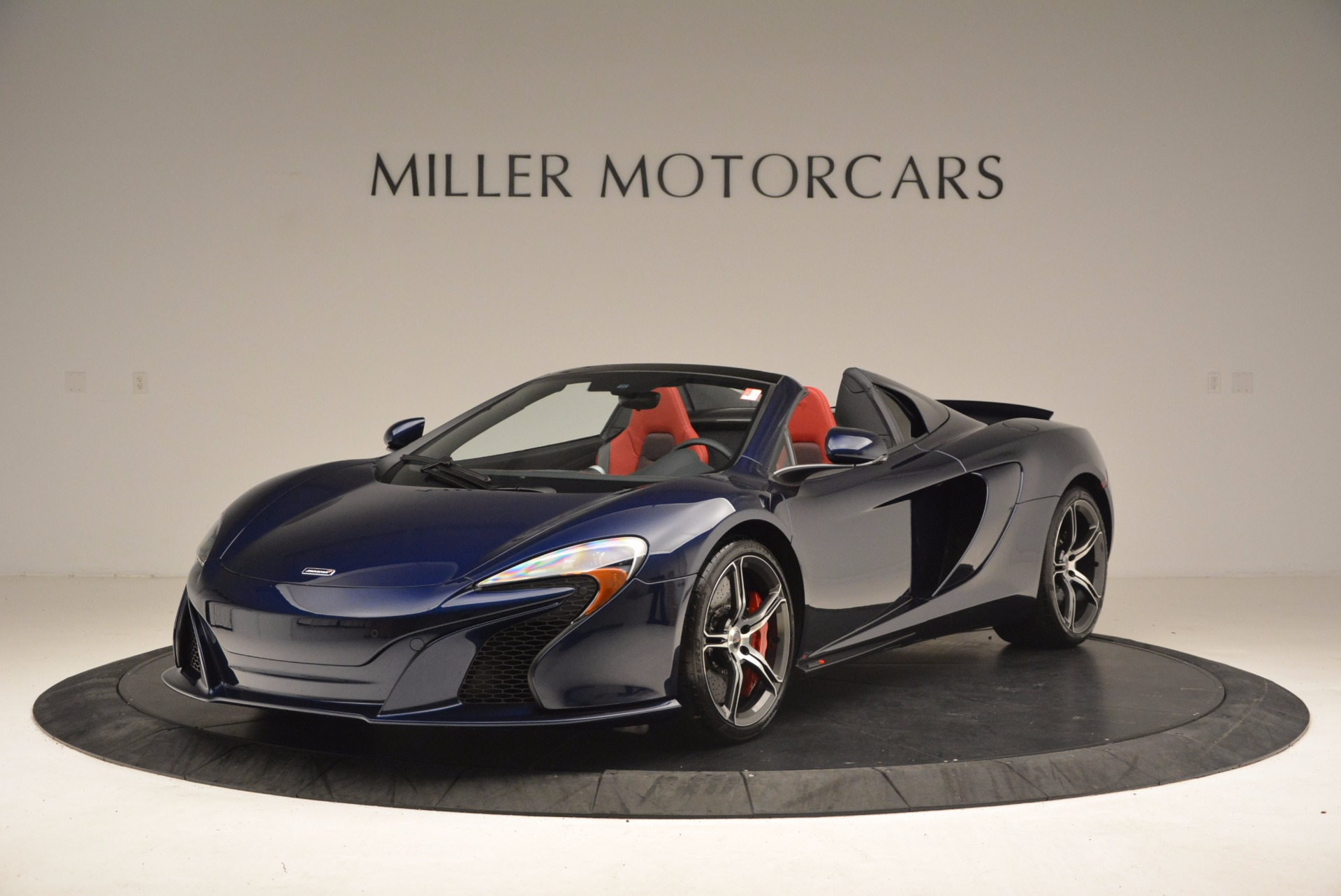 Used 2015 McLaren 650S Spider for sale Sold at Bentley Greenwich in Greenwich CT 06830 1