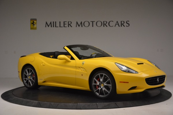 Used 2011 Ferrari California for sale Sold at Bentley Greenwich in Greenwich CT 06830 10