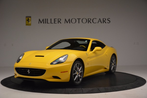 Used 2011 Ferrari California for sale Sold at Bentley Greenwich in Greenwich CT 06830 13