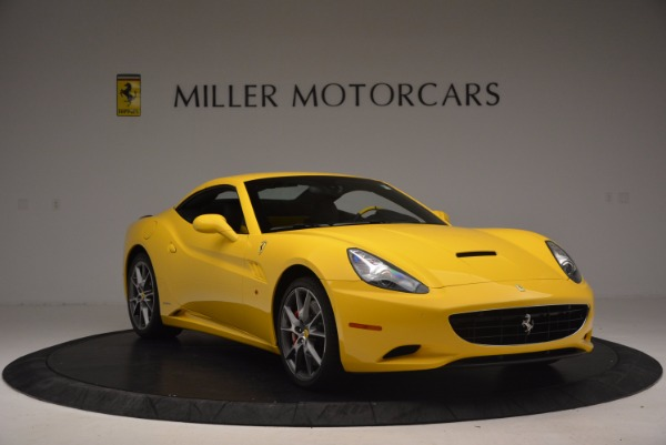 Used 2011 Ferrari California for sale Sold at Bentley Greenwich in Greenwich CT 06830 23