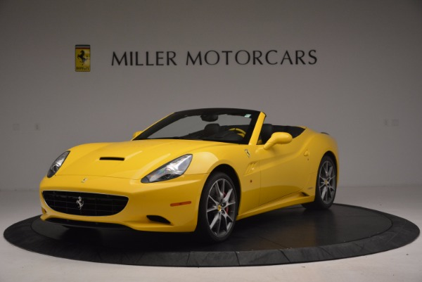 Used 2011 Ferrari California for sale Sold at Bentley Greenwich in Greenwich CT 06830 1