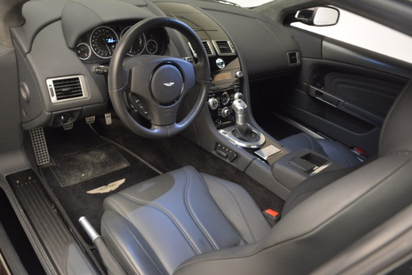 Used 2009 Aston Martin DBS for sale Sold at Bentley Greenwich in Greenwich CT 06830 13