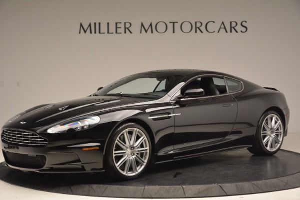 Used 2009 Aston Martin DBS for sale Sold at Bentley Greenwich in Greenwich CT 06830 2