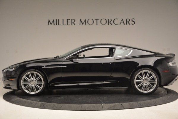 Used 2009 Aston Martin DBS for sale Sold at Bentley Greenwich in Greenwich CT 06830 3