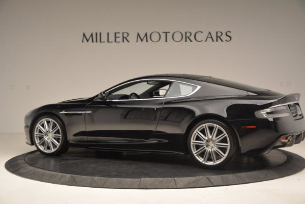 Used 2009 Aston Martin DBS for sale Sold at Bentley Greenwich in Greenwich CT 06830 4