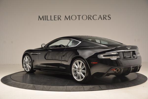 Used 2009 Aston Martin DBS for sale Sold at Bentley Greenwich in Greenwich CT 06830 5