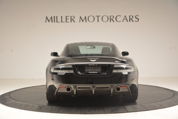 Used 2009 Aston Martin DBS for sale Sold at Bentley Greenwich in Greenwich CT 06830 6