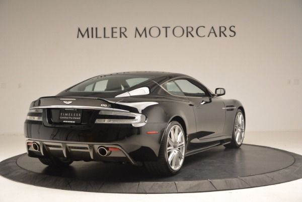 Used 2009 Aston Martin DBS for sale Sold at Bentley Greenwich in Greenwich CT 06830 7