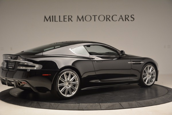Used 2009 Aston Martin DBS for sale Sold at Bentley Greenwich in Greenwich CT 06830 8