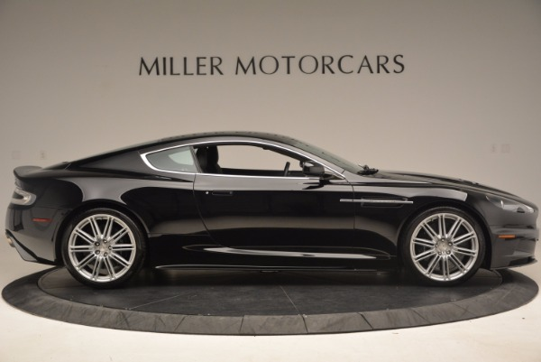 Used 2009 Aston Martin DBS for sale Sold at Bentley Greenwich in Greenwich CT 06830 9