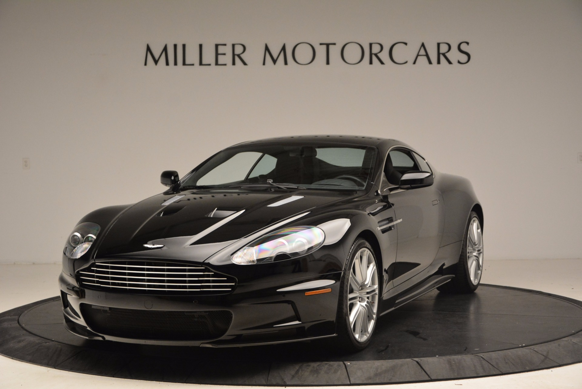 Used 2009 Aston Martin DBS for sale Sold at Bentley Greenwich in Greenwich CT 06830 1