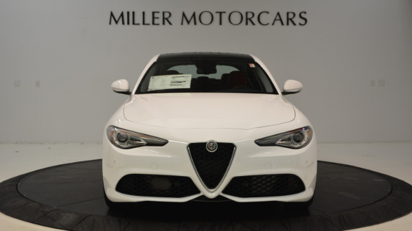 New 2017 Alfa Romeo Giulia Ti Sport Q4 for sale Sold at Bentley Greenwich in Greenwich CT 06830 12