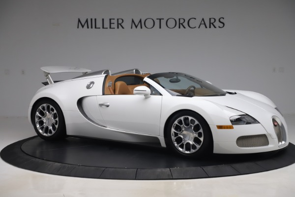 Used 2011 Bugatti Veyron 16.4 Grand Sport for sale Call for price at Bentley Greenwich in Greenwich CT 06830 10