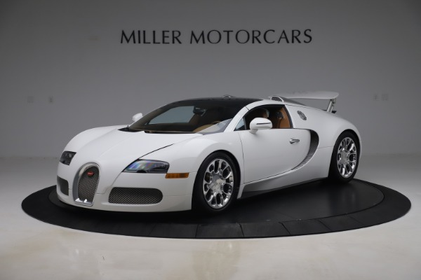 Used 2011 Bugatti Veyron 16.4 Grand Sport for sale Call for price at Bentley Greenwich in Greenwich CT 06830 12