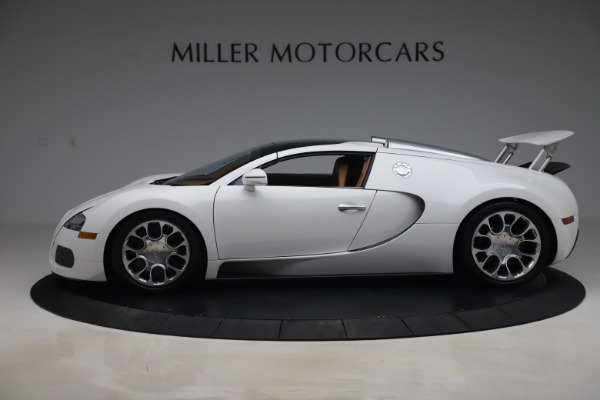 Used 2011 Bugatti Veyron 16.4 Grand Sport for sale Call for price at Bentley Greenwich in Greenwich CT 06830 13