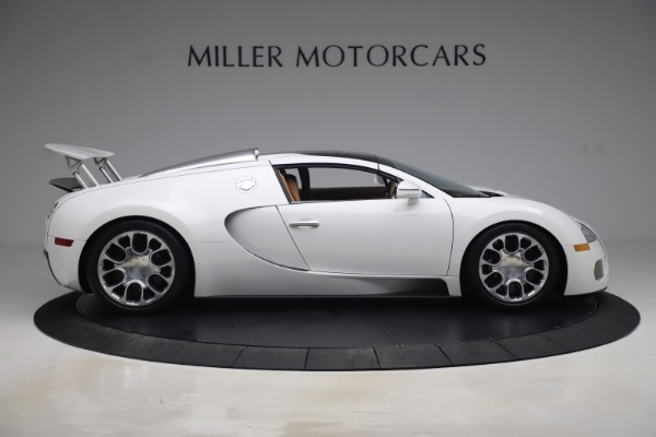 Used 2011 Bugatti Veyron 16.4 Grand Sport for sale Call for price at Bentley Greenwich in Greenwich CT 06830 15