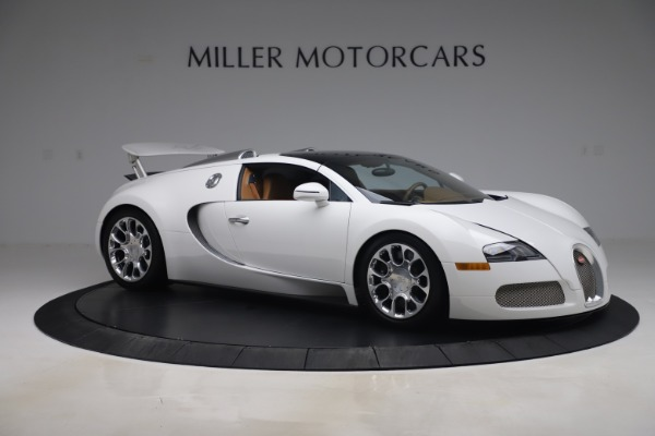 Used 2011 Bugatti Veyron 16.4 Grand Sport for sale Call for price at Bentley Greenwich in Greenwich CT 06830 16