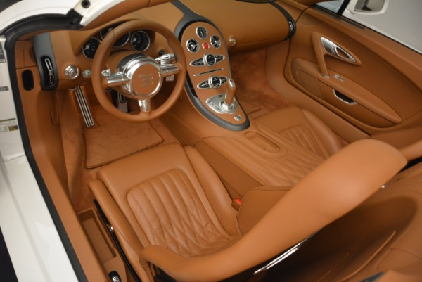 Used 2011 Bugatti Veyron 16.4 Grand Sport for sale Call for price at Bentley Greenwich in Greenwich CT 06830 17
