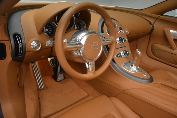 Used 2011 Bugatti Veyron 16.4 Grand Sport for sale Call for price at Bentley Greenwich in Greenwich CT 06830 18