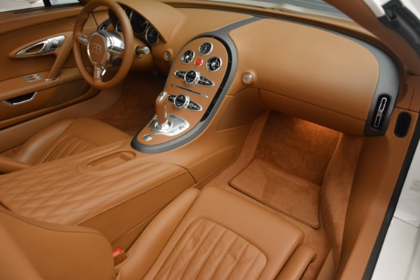 Used 2011 Bugatti Veyron 16.4 Grand Sport for sale Call for price at Bentley Greenwich in Greenwich CT 06830 19
