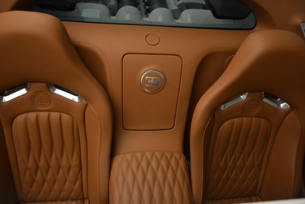 Used 2011 Bugatti Veyron 16.4 Grand Sport for sale Call for price at Bentley Greenwich in Greenwich CT 06830 20