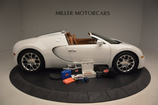 Used 2011 Bugatti Veyron 16.4 Grand Sport for sale Call for price at Bentley Greenwich in Greenwich CT 06830 22