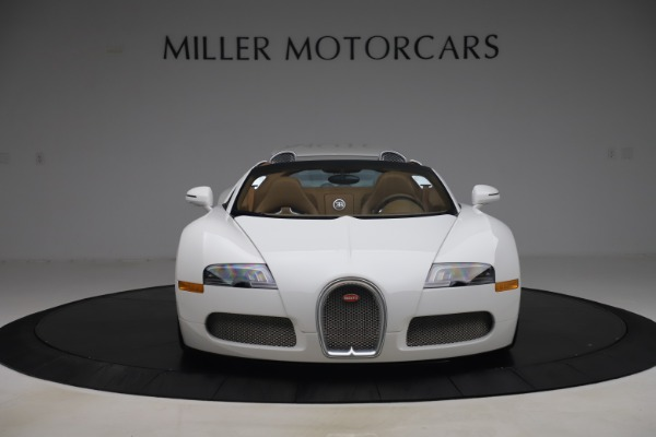 Used 2011 Bugatti Veyron 16.4 Grand Sport for sale Call for price at Bentley Greenwich in Greenwich CT 06830 25