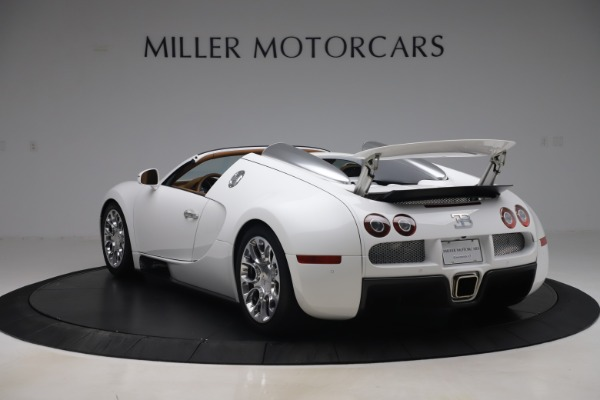Used 2011 Bugatti Veyron 16.4 Grand Sport for sale Call for price at Bentley Greenwich in Greenwich CT 06830 5