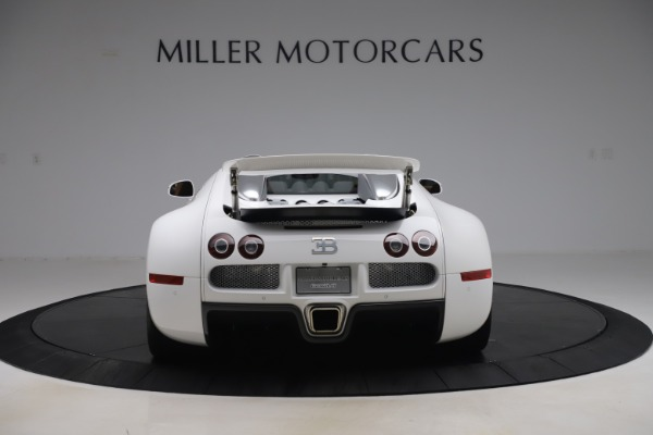 Used 2011 Bugatti Veyron 16.4 Grand Sport for sale Call for price at Bentley Greenwich in Greenwich CT 06830 6
