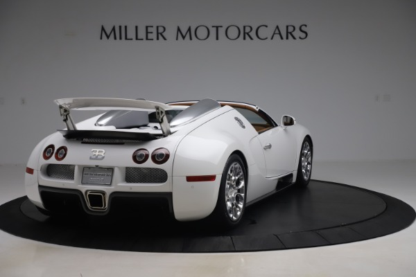 Used 2011 Bugatti Veyron 16.4 Grand Sport for sale Call for price at Bentley Greenwich in Greenwich CT 06830 7