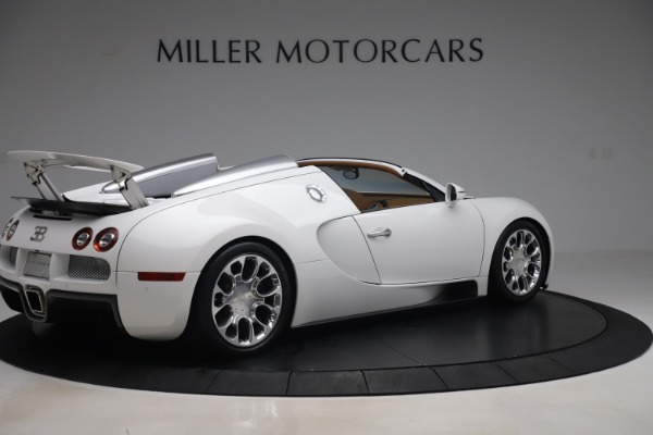 Used 2011 Bugatti Veyron 16.4 Grand Sport for sale Call for price at Bentley Greenwich in Greenwich CT 06830 8